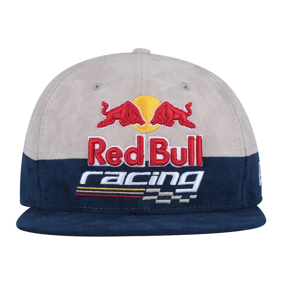 Boné Aba Reta New Era Red Bull Racing SN 2Tone - Snapback 0d37ca6e3df