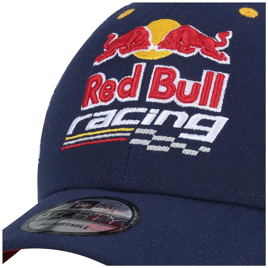 ... Boné New Era 940 Red Bull Racing HP SN Visor - Snapback - Adulto ... 6038ba6141f