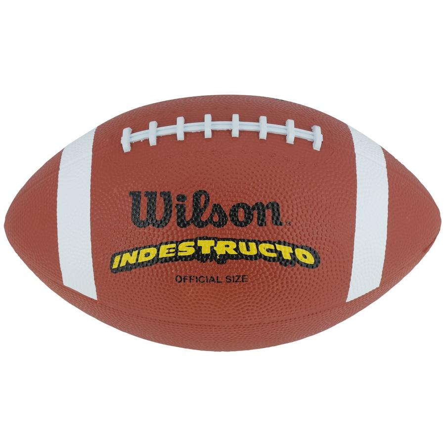b9b000ffa Bola de Futebol Americano Wilson TN Oficial