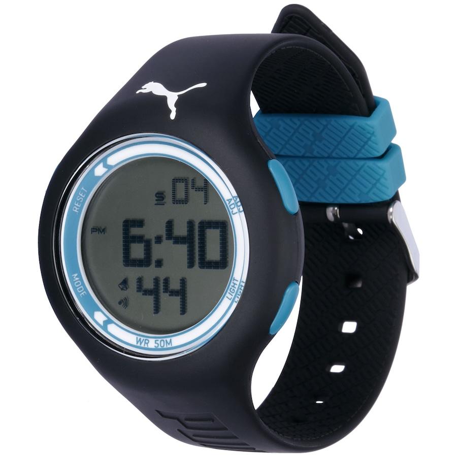 c8072f71443 Relógio Digital Puma 96293M0P - Feminino