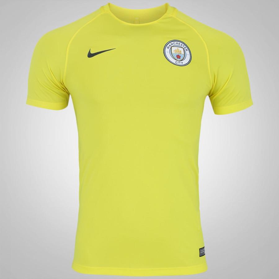 bbde997345 Camisa de Treino Manchester City 16 17 Nike - Masculina