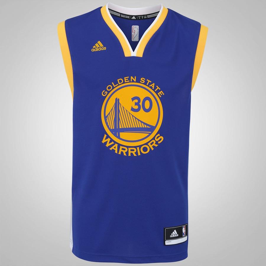2dac00918 Camisa Regata adidas Golden State Warriors - Masculina