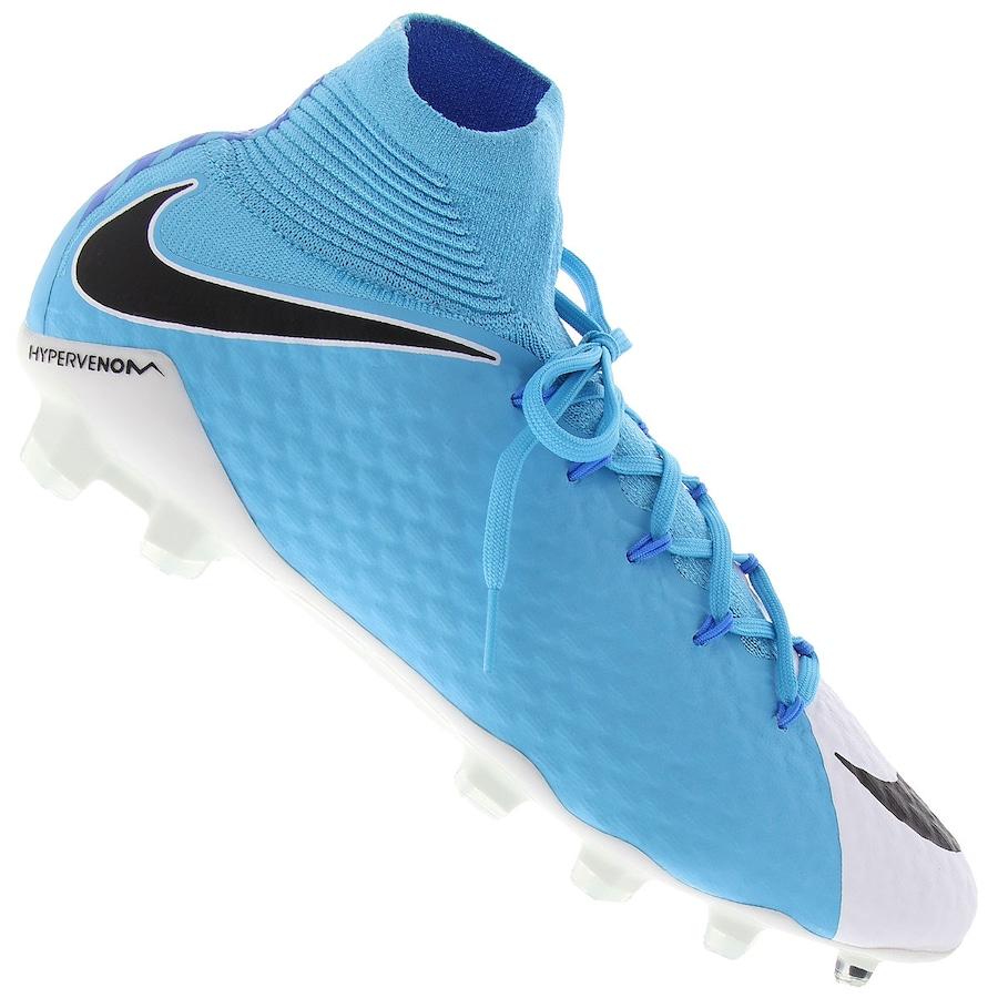 info for 99622 6d6e9 Chuteira de Campo Nike Hypervenom Phatal III FG - Adulto