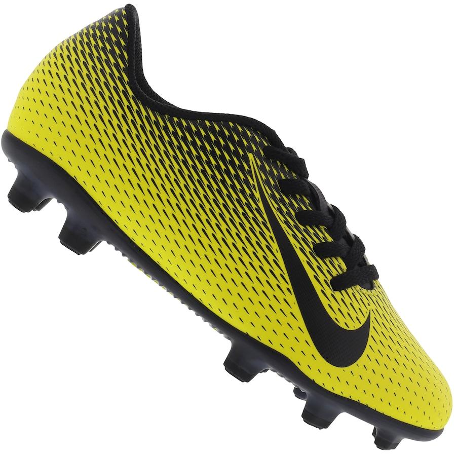 ff56a7a9bc Chuteira de Campo Nike Bravata II FG - Infantil