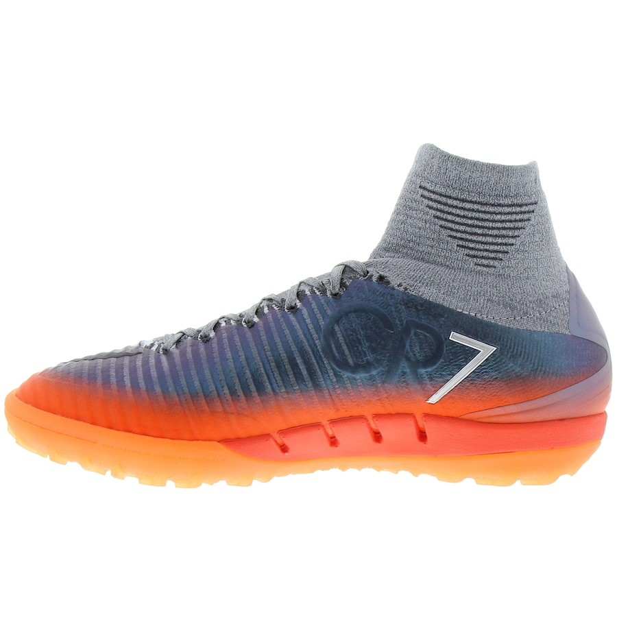 c80b070127922 ... Chuteira Society Nike Mercurial X Proximo II CR7 TF - Adulto ...