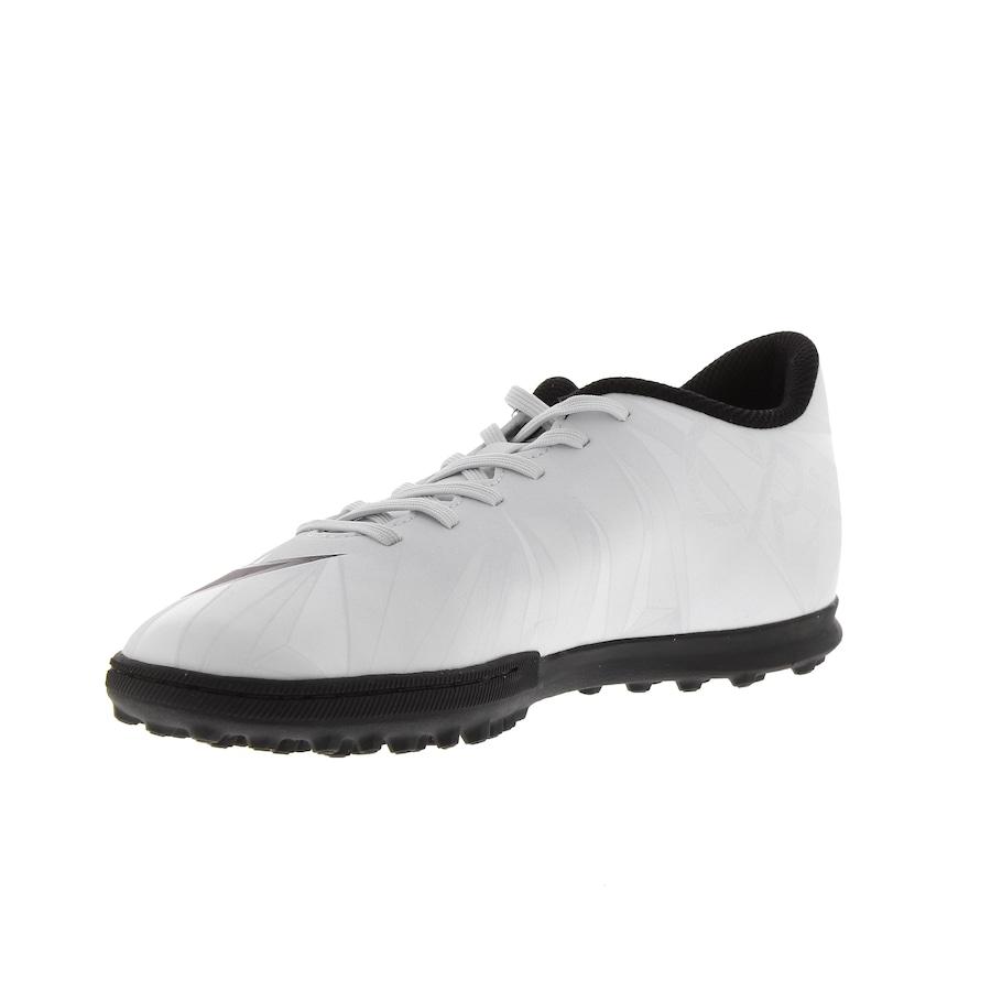 631cec6c33 ... Chuteira Society Nike Mercurial X Vortex III CR7 TF - Adulto ...