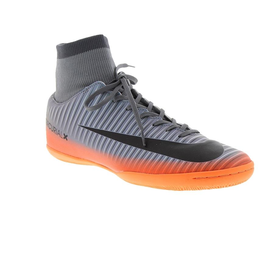 efc1be01e5 ... Chuteira Futsal Nike Mercurial X Victory VI CR7 DF IC - Adulto ...