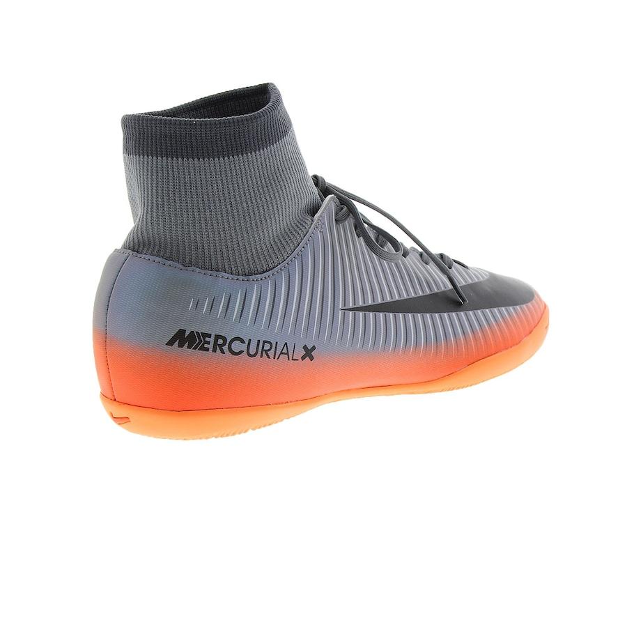 ... Chuteira Futsal Nike Mercurial X Victory VI CR7 DF IC - Adulto ... 4fc71226fe289