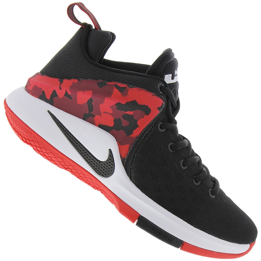 fc18f762a96 Tênis Nike Lebron Zoom Witness - Masculino