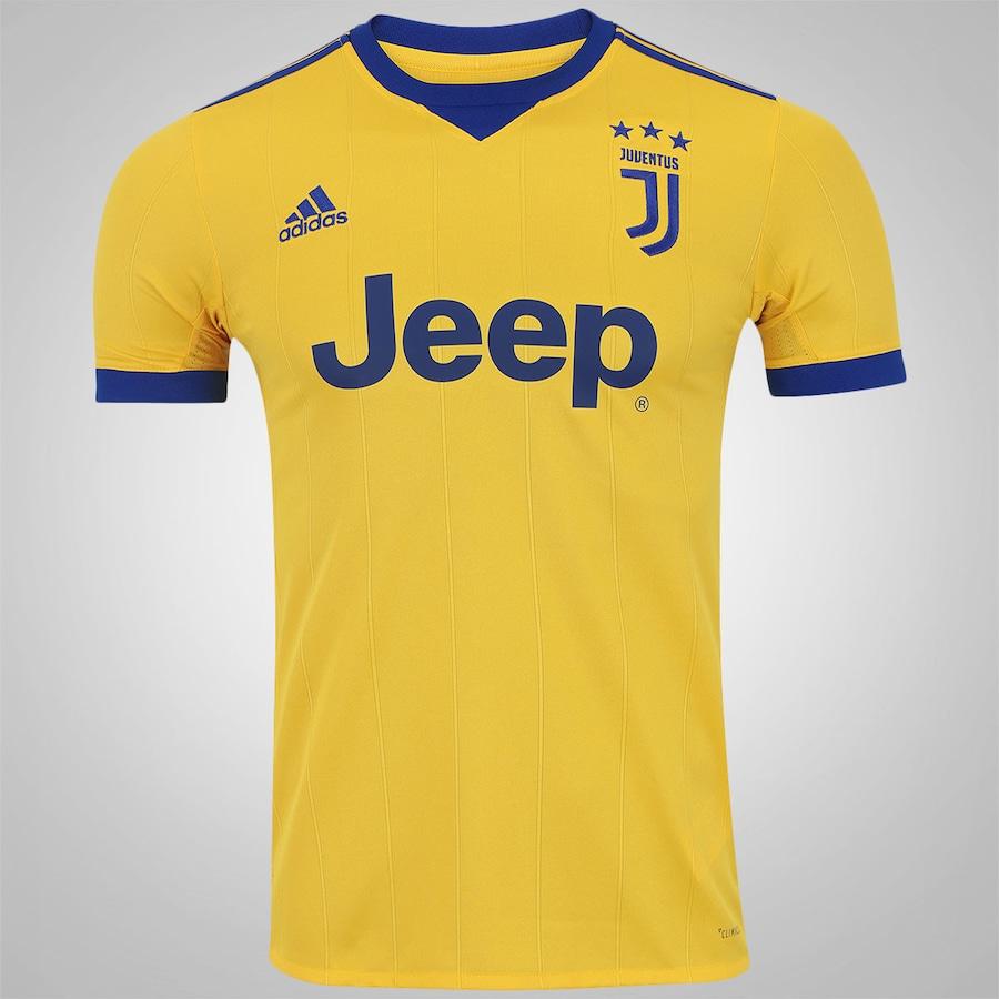 36b5aa5cf0ad8 Camisa Juventus II 17 18 adidas - Masculina