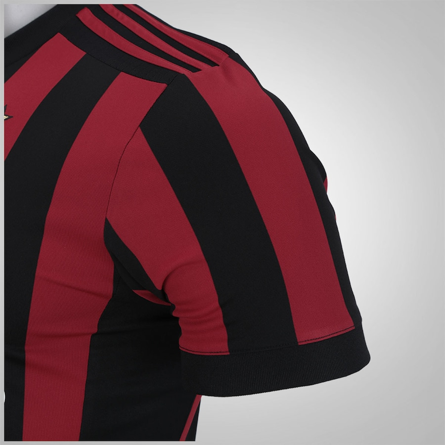 Camisa Milan I 17 18 adidas - Masculina f6933723107a2