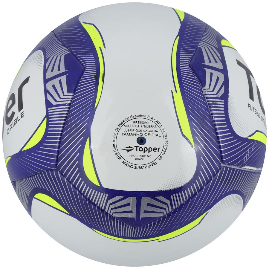 Bola de Futsal Topper Drible 2e49fcd46beb8
