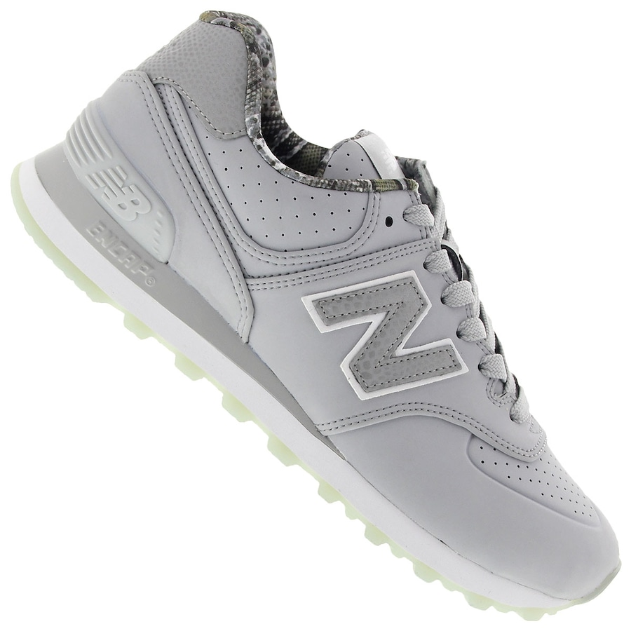 f73ccbc41f4 Tênis New Balance Synthetic WL574 - Feminino