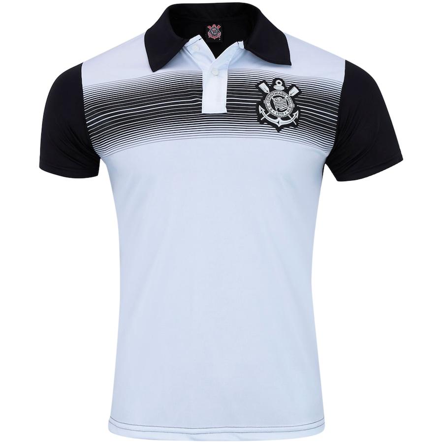 84f7275bfae90 Camisa Polo do Corinthians Horizon - Masculina