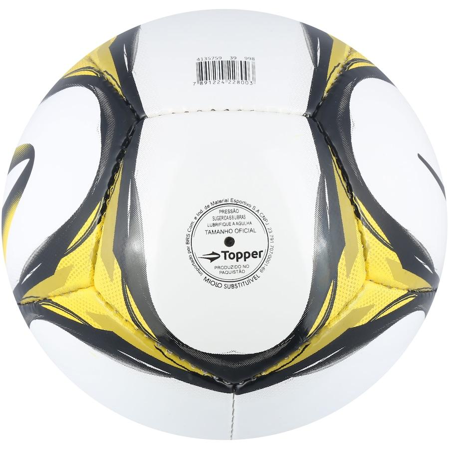 e206dc3927 Bola Futsal Topper Ultra VIII