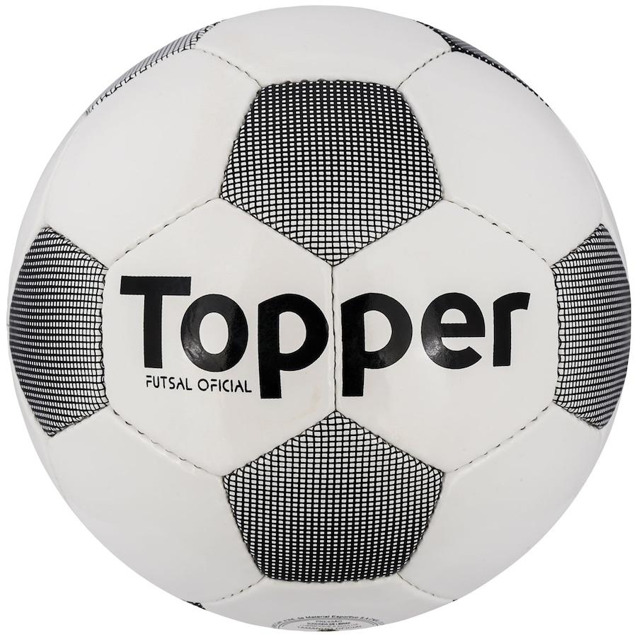 Bola de Futsal Topper Extreme IV b0c63e8a53d47