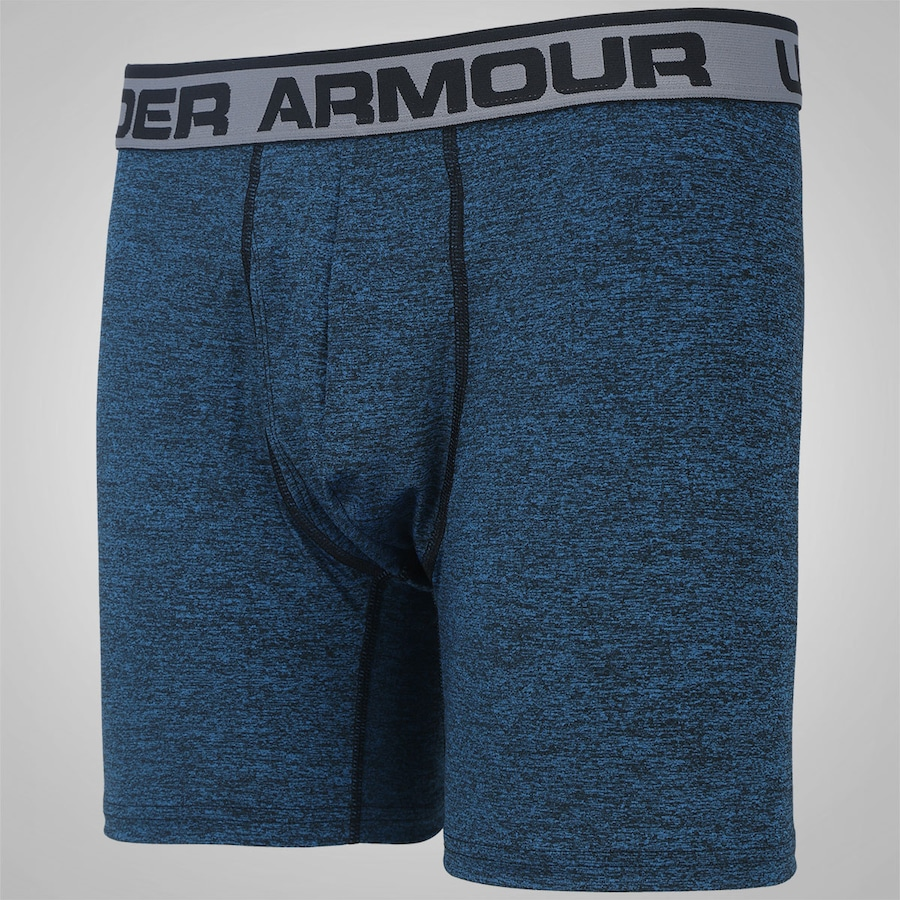 ec51c0a20 Cueca Boxer Under Armour Original 6 Twist - Adulto