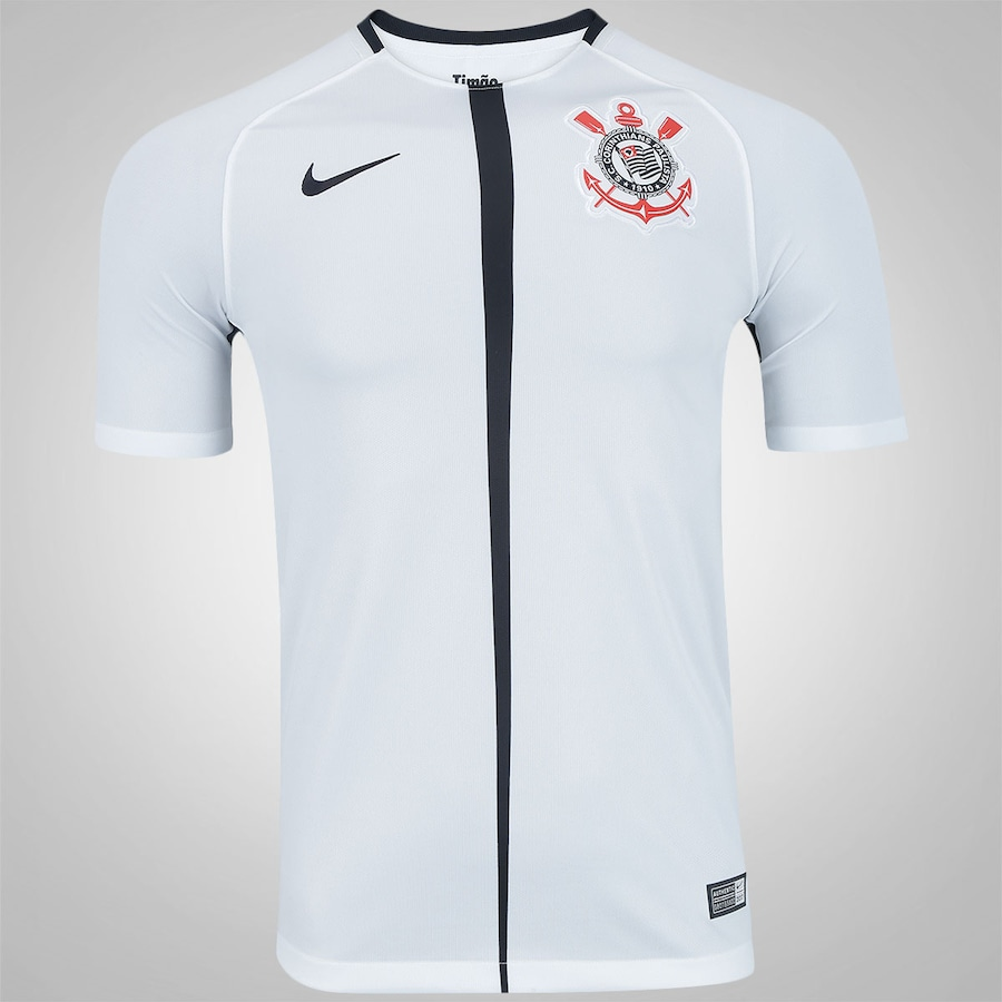 0265fd0288 Camisa do Corinthians I 2017 Nike - Masculina