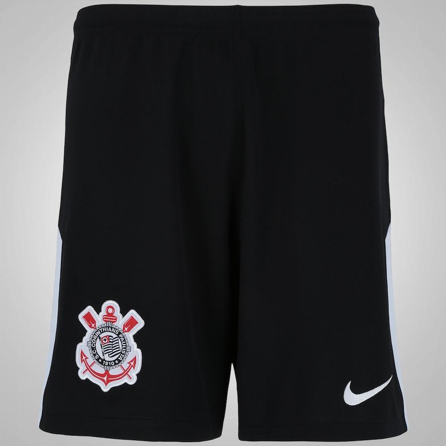 f10f75f9a4 Calção do Corinthians 2017 Nike - Masculino