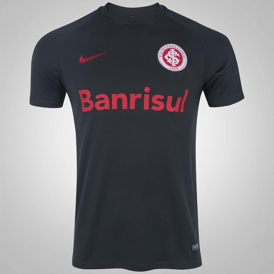 Camisa de Treino do Internacional 2017 Nike - Masculina 588a6109bfe4d