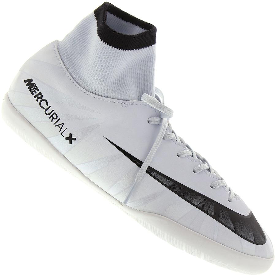 48fda15301 Chuteira Futsal Nike Mercurial X Victory VI CR7 DF IC - Inf