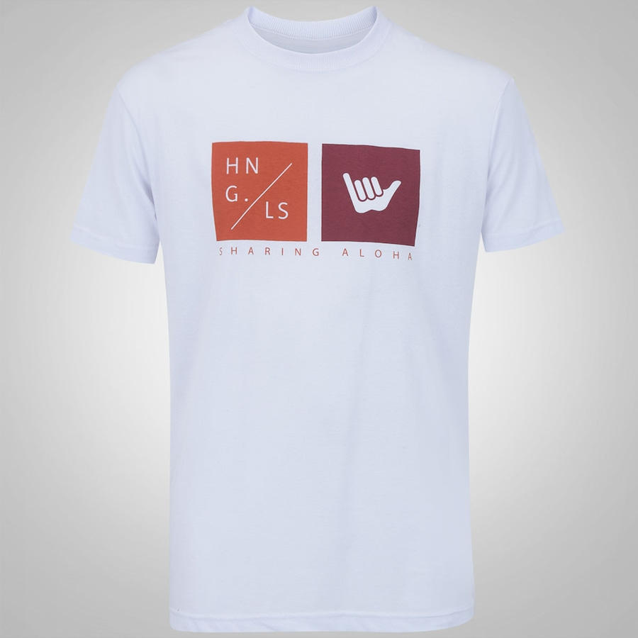 Camiseta Hang Loose Silk Logoquart - Masculina 43a509f852005