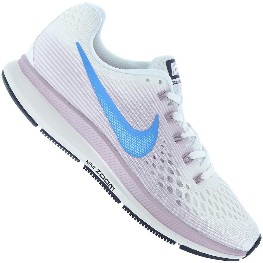 Tênis Nike Air Zoom Pegasus 34 - Feminino  5d476c32e73ee