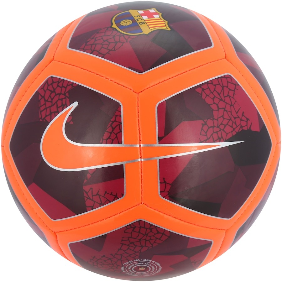 Minibola de Futebol de Campo Barcelona Nike Skills b75a739c99f64