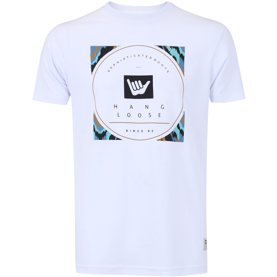 Camiseta Hang Loose Silk Moschin - Masculina 3fda06abfcab1