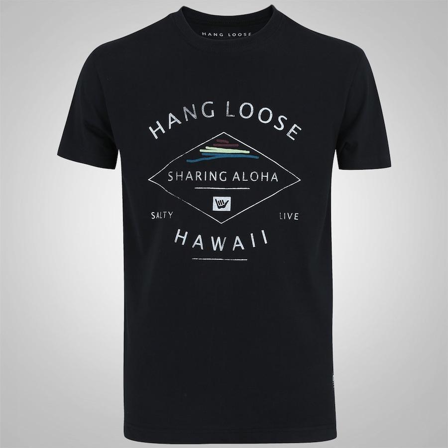 Camiseta Hang Loose Silk Cashews - Masculina aa3d3debd27