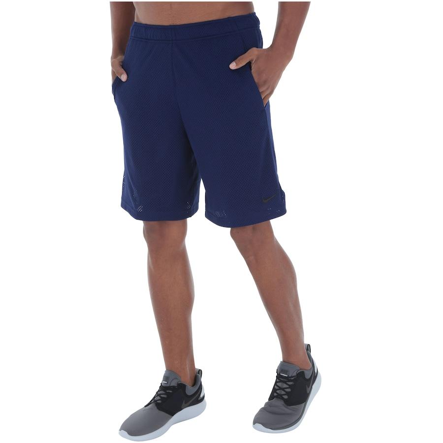 Bermuda Nike 9In Monster Mesh - Masculina 5a144cab8cb56