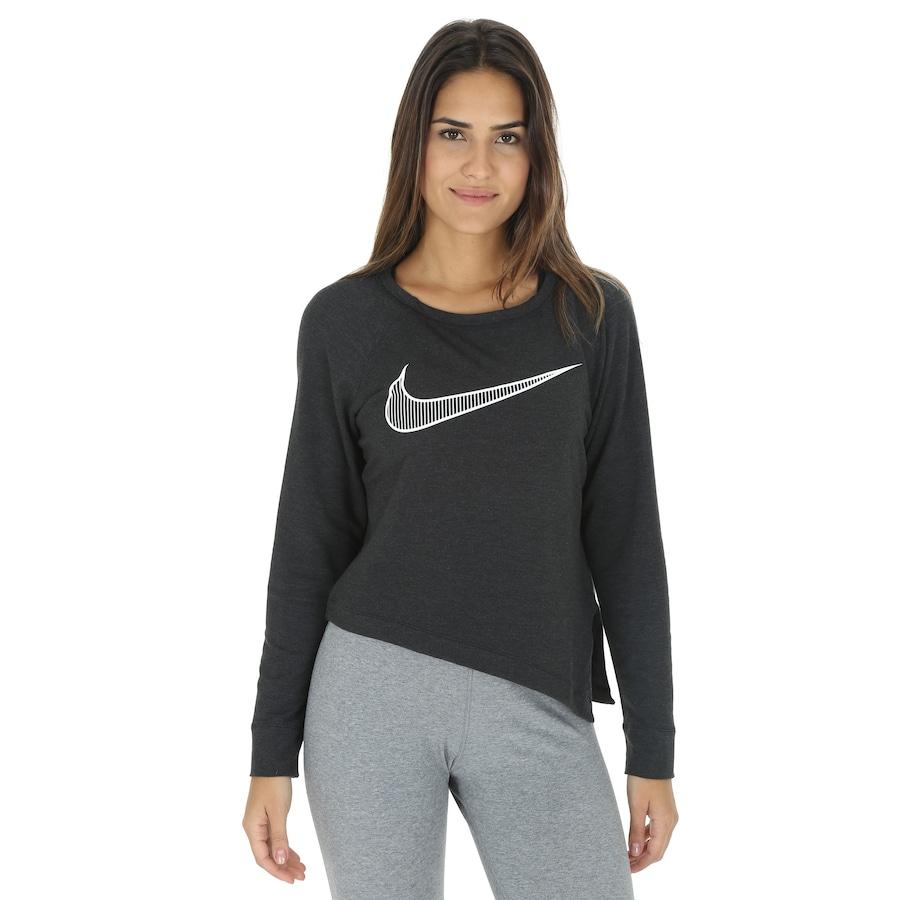 Camiseta Manga Longa Nike Dry Top LS - Feminina c4c047037d2d8