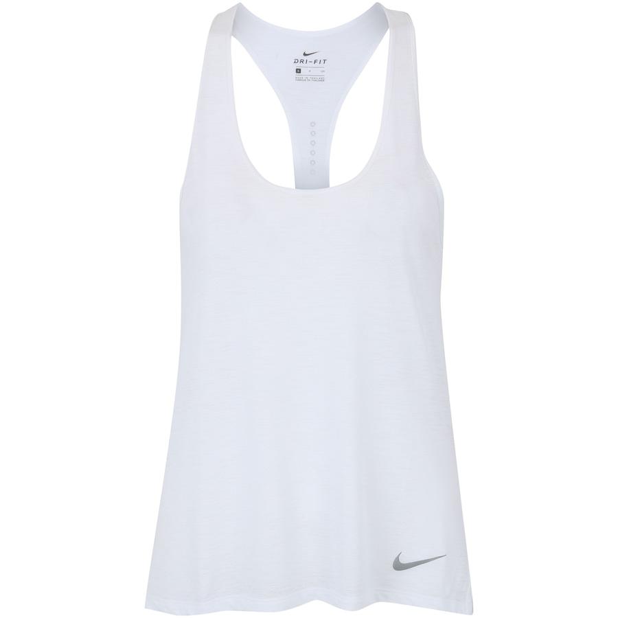 Camiseta Regata Nike Breathe Run - Feminina ebdf3e61c5e71