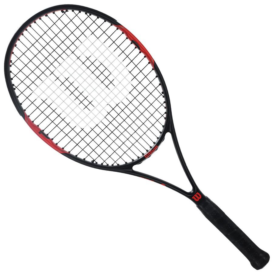 0d613eb7b Raquete de Tênis Wilson Federer Control 103 - Adulto