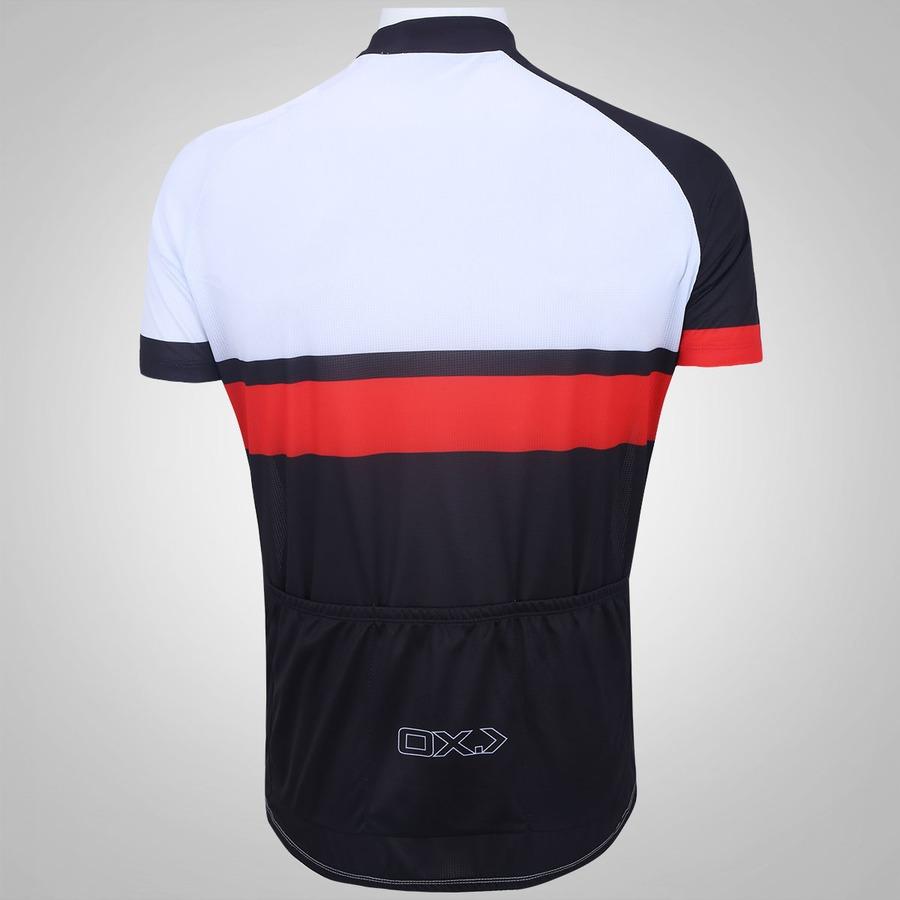 c33cff64c4 Camisa de Ciclismo Oxer Classic - Masculina