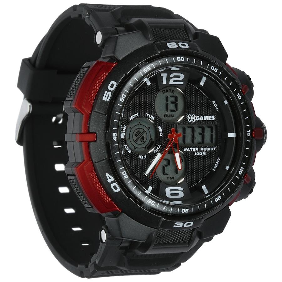 120924828c8 Relógio Digital Analógico X Games XMPPA210 - Masculino