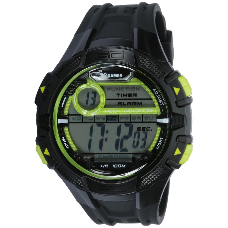 c09fe9f2a92 Relógio Digital X Games XMPPD382 - Masculino
