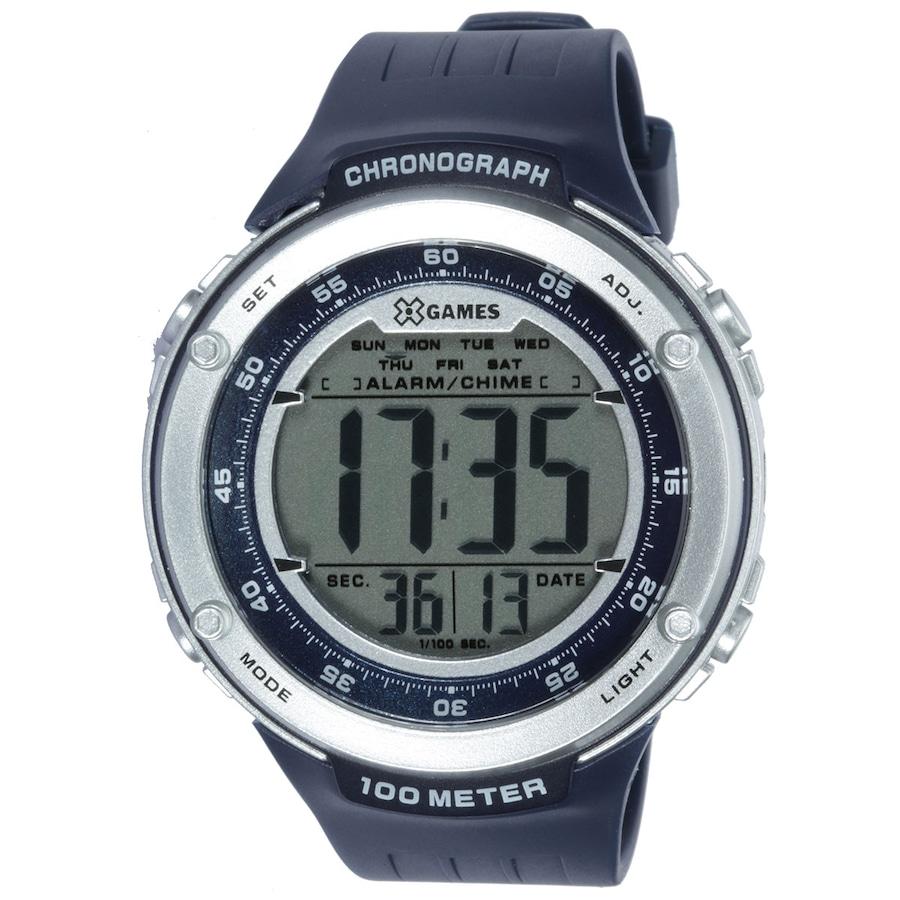 73c57f48ffc Relógio Digital X Games XMPPD395 - Masculino