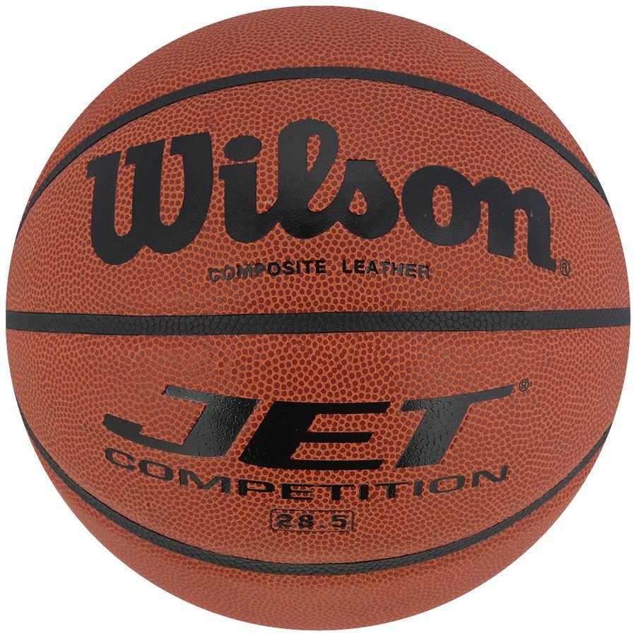 7ed08aa609bb2 Bola de Basquete Wilson NCAA Jet Competition 6
