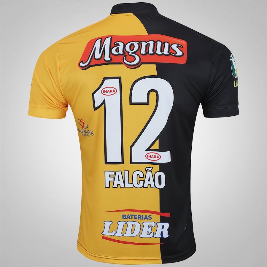 bb5f659bf0 Camisa do Magnus Futsal I 2017 nº 12 Athleta - Masculina