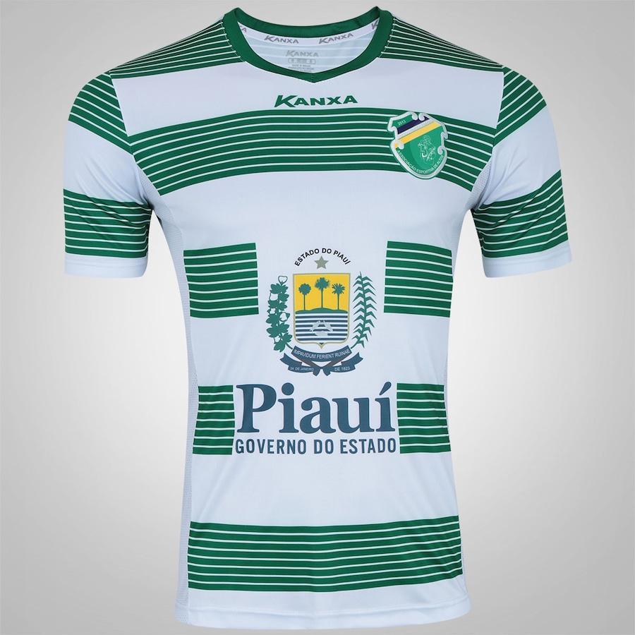 Camisa do Altos do Piauí I 2017 nº 10 Kanxa - Masculina 38bf3eb673119