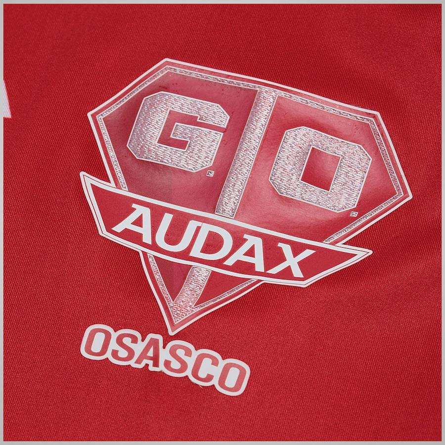 Camisa do Audax I 2017 nº 10 Kanxa - Masculina b758fd3e50db7