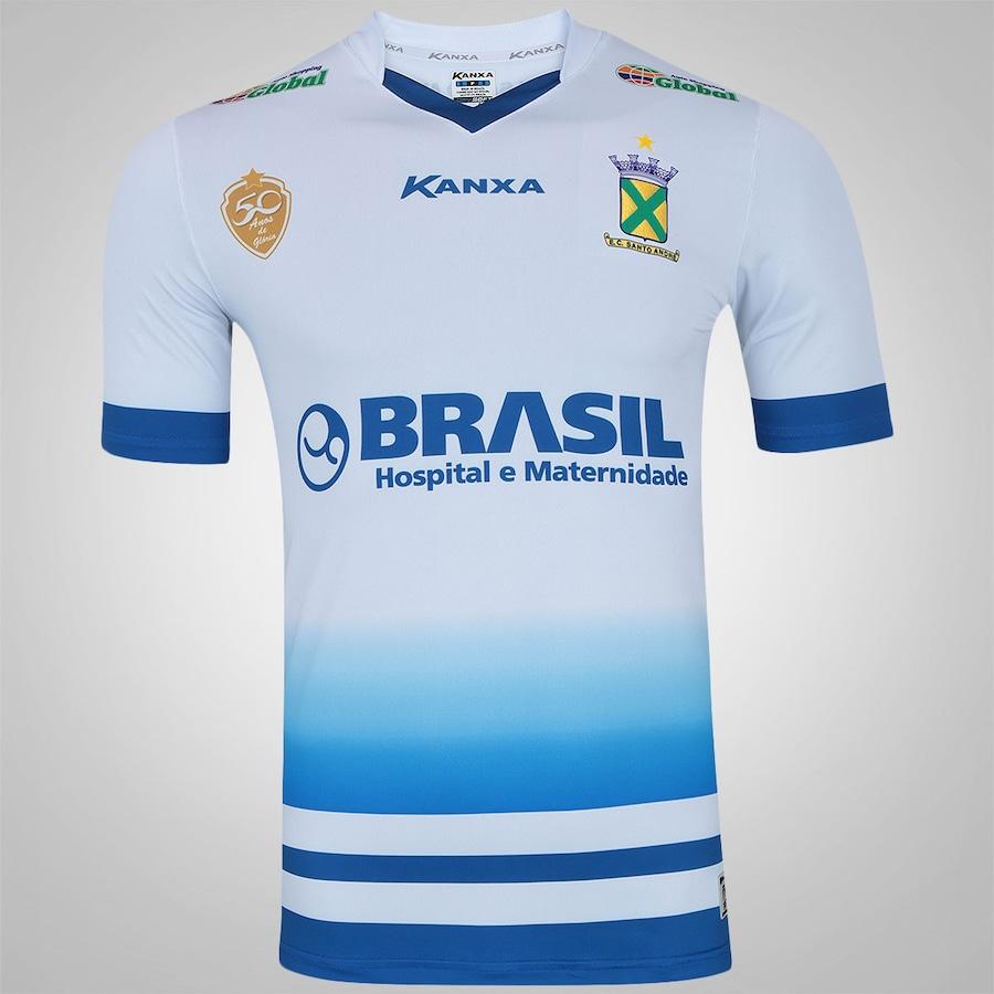 5411af5167 Camisa do Santo André II 2017 nº 10 Kanxa - Masculina