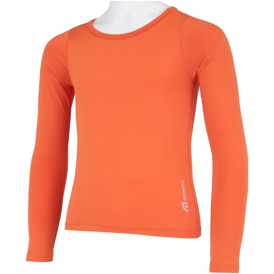 Camisa Térmica Manga Longa Adams - Infantil 6e80fa7b2aa44