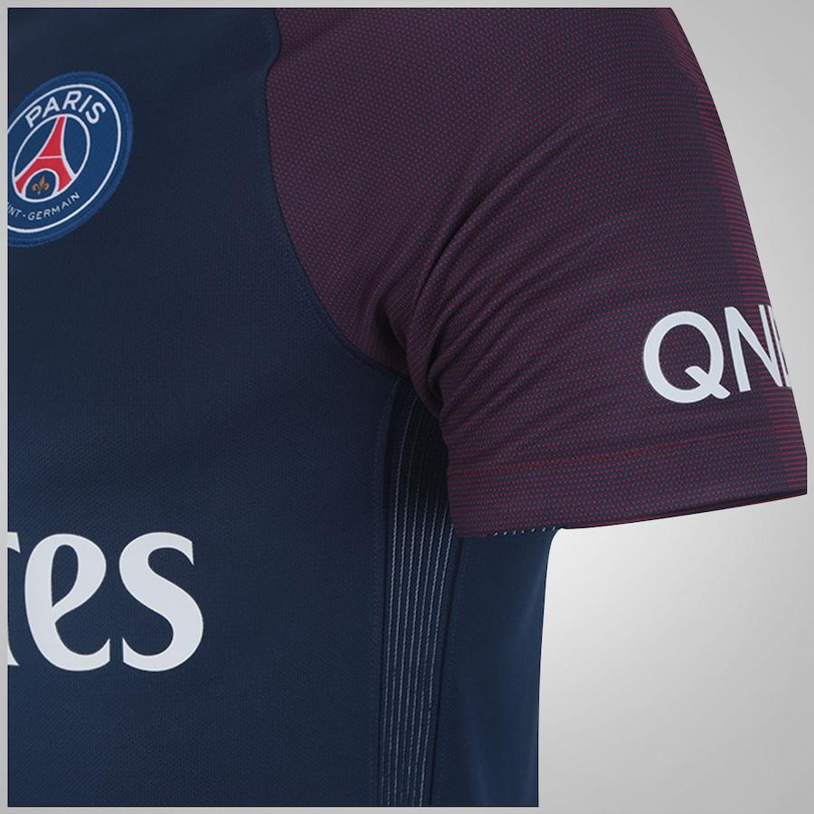 2eae20b428367 Camisa PSG I 17 18 Nike - Masculina