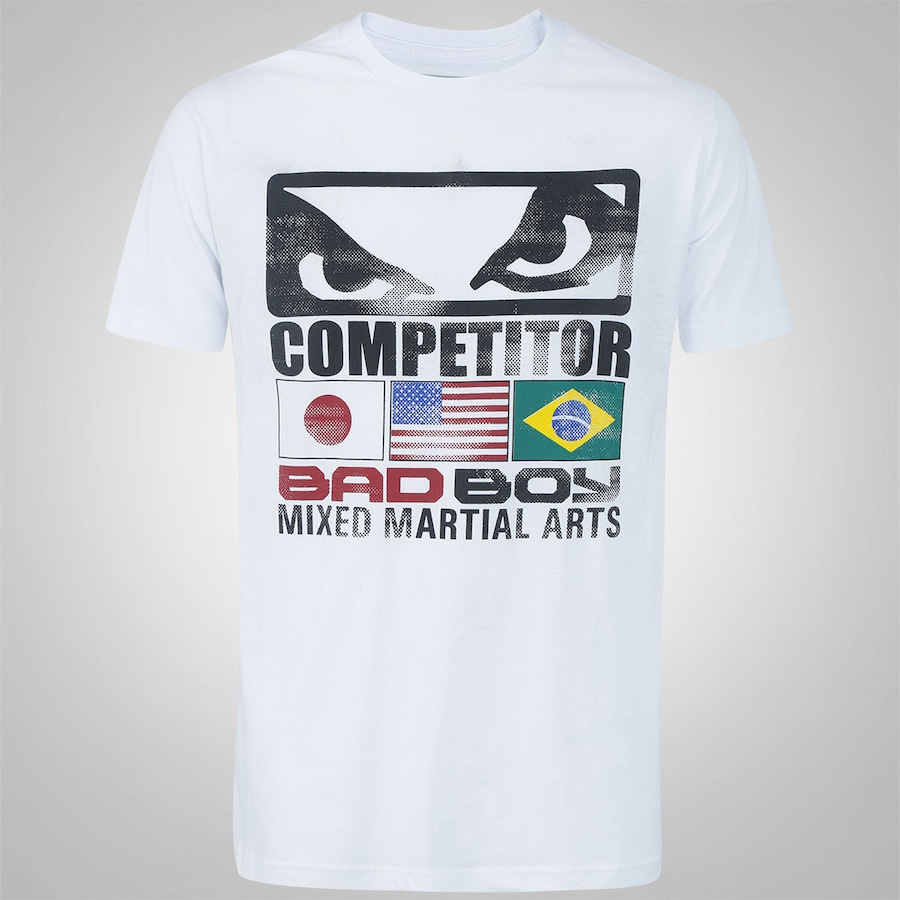 2fb13ace7070b Camiseta Bad Boy Competidor 02 - Masculina