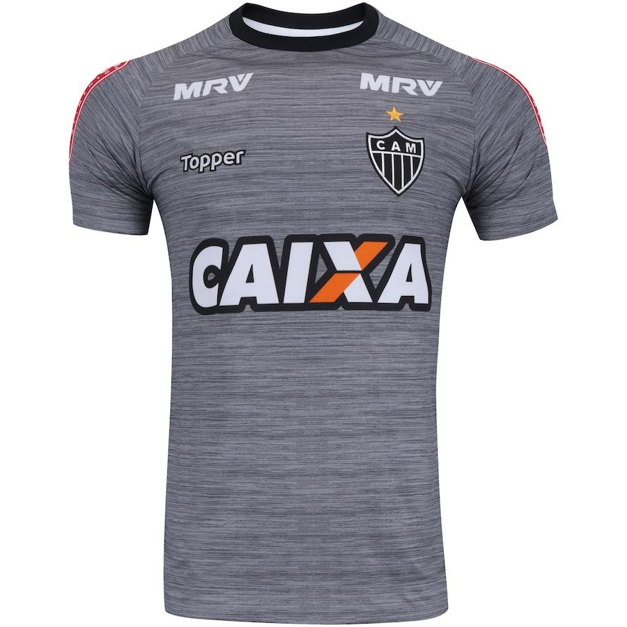 b9db235ac Camisa de Treino do Atlético-MG Comissão Técnica 2017 Toppe