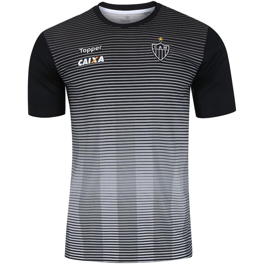 f300620c2f3 Camisa do Atlético-MG Concentração 2017 Topper - Masculina