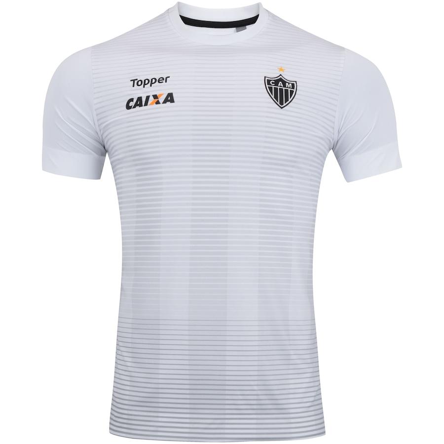 dc4d97cbdc080 Camisa do Atlético-MG Concentração Comissão Técnica 2017