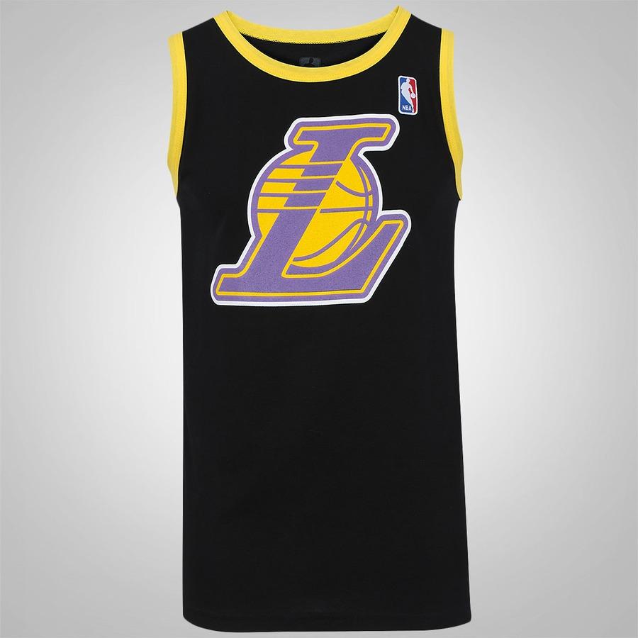 e49d75509 Camiseta Regata NBA Los Angeles Lakers 17 First - Masculina